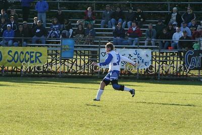 Scio vs. Whitesville Playoff Girls Soccer 11-3-07