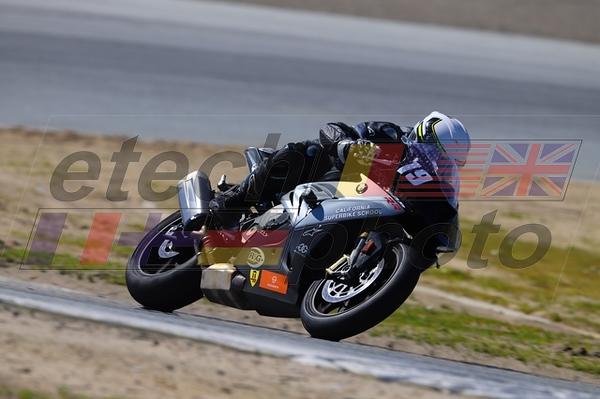 3/12-13/2019 Laguna Seca California Superbike School