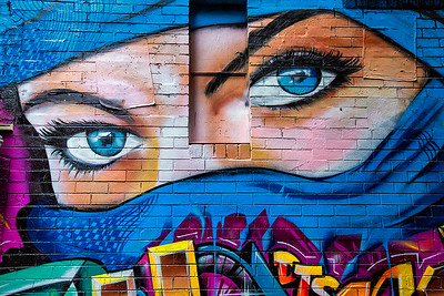 Graffiti and More - Melbourne Weekend