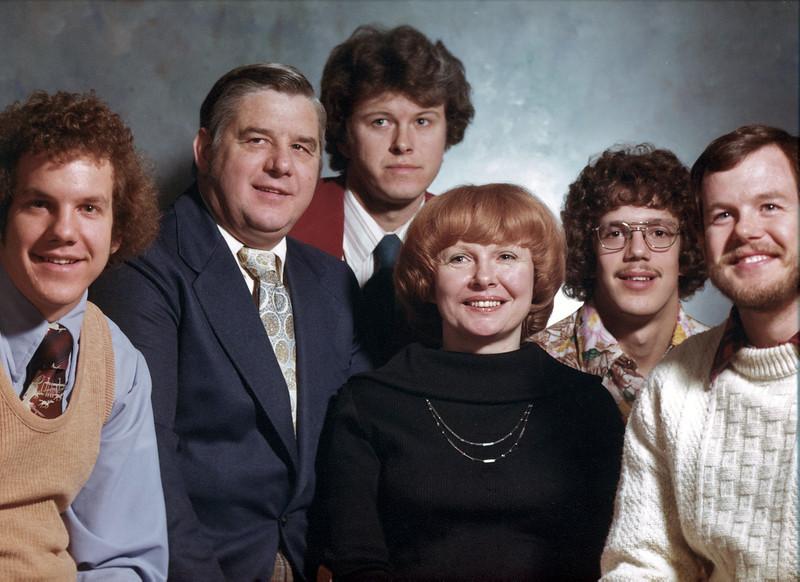 Harwig Family History in Photos