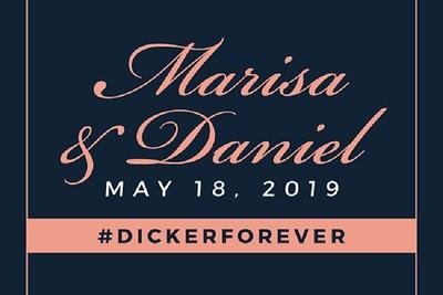 Marisa & Daniel (prints)