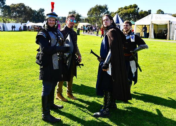 Barossa Medieval Fair 2021