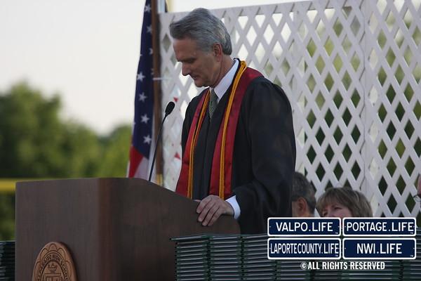 2009 VHS Graduation Ceremony