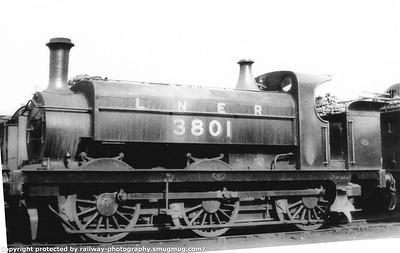 Stirling/Ivatt GNR 0-6-0 Tank engines