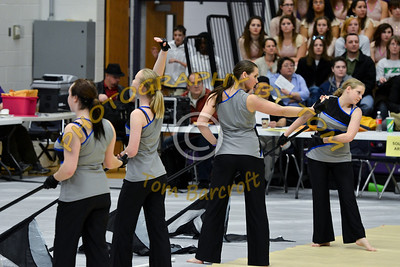 "Francis Howell ""B"" Winter Guard"
