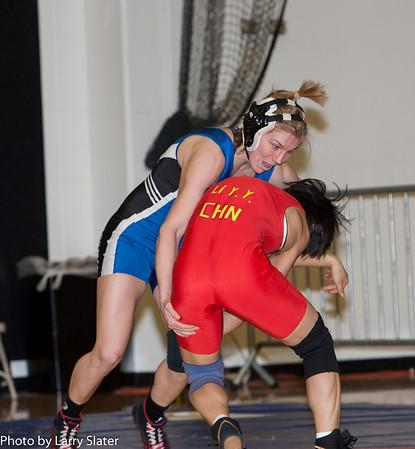 Women's Wrestling, 2013 Dave Schultz Memorial