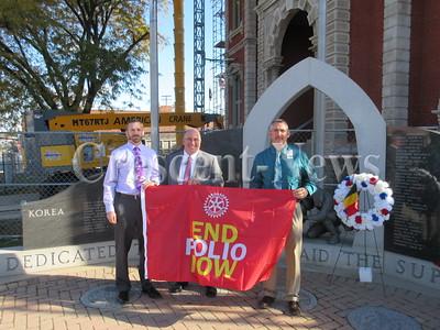 10-24-16 NEWS Rotary Polio