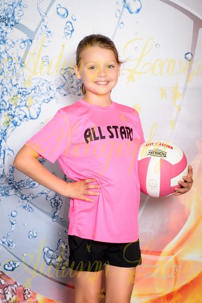 3G All Stars - PCYMCA Volleyball Spring 2016