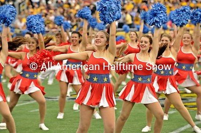 2015 All American Halftime Show