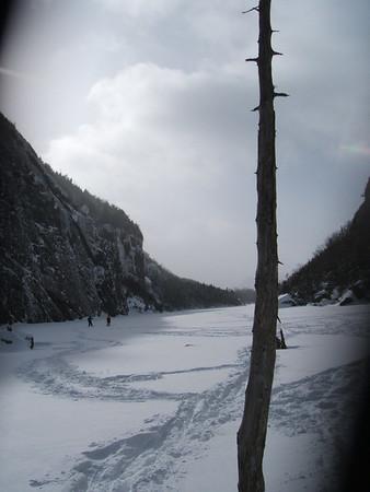 ADK Snowshoeing Class 1/20/2007