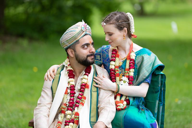 Ananth and Julia Wedding