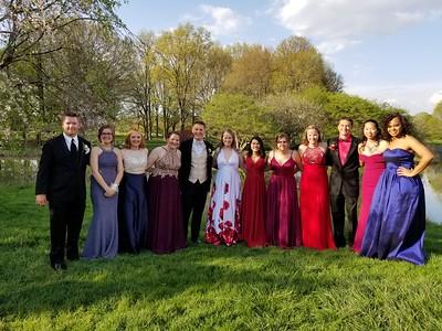 2018 Centennial Prom