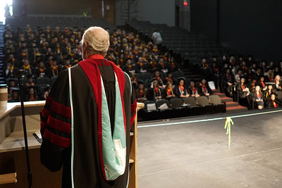 Spring Commencement - 10AM