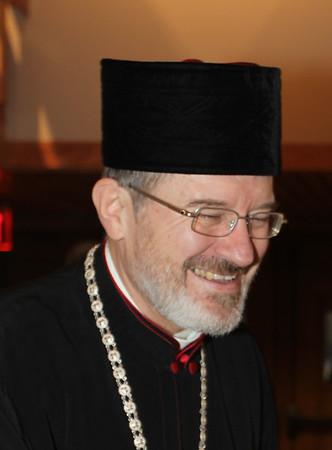 Bishop Milan Sasik Visits Epiphany
