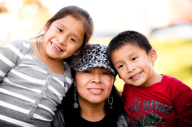 The Ake Family - December '11