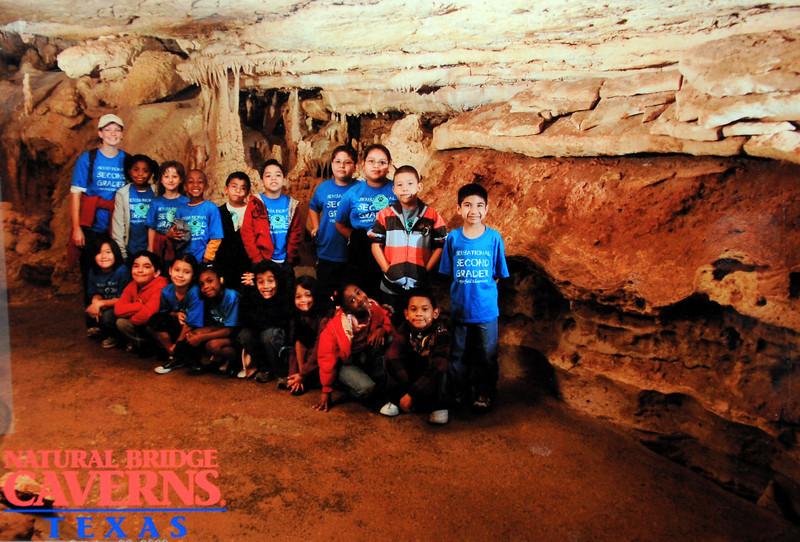 2009-10-23 Field trip to Natural Bridge Caverns