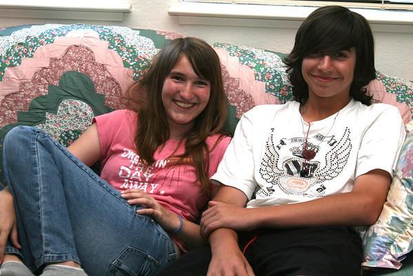 2009 Katie Derrick & Evan