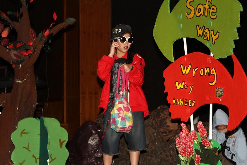 Varee Chiangmai School Annual Performance 2010