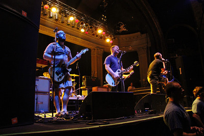 2012 OUAB Presents The Wonder Years, Fireworks, and Light Years Concert