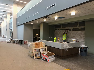 Construction Update - January 3, 2019