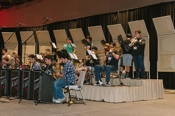 TMEA HHS Jazz Ensemble