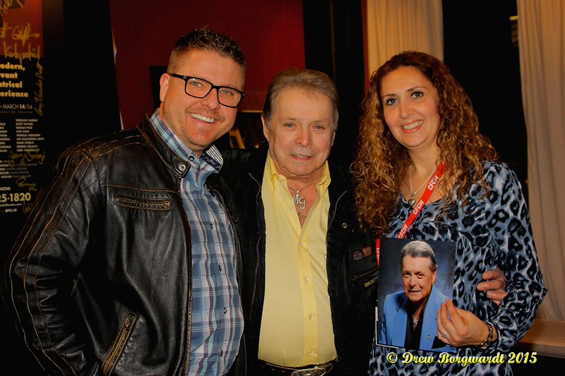 Sean Burke, Mickey Gilley, Stella Stevens - Mickey Gilley at Shoctor Theatre 002