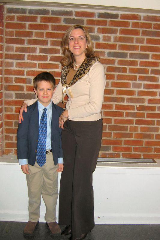 Jacob's First Communion
