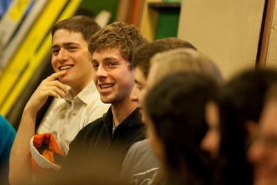 Young Alumni and Senior Luncheon