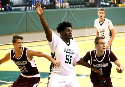 Boardman at Lakeside Boys Basketball 12/15/15