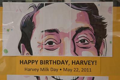 Harvey Milk Day, May 22, 2011