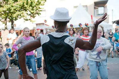 Dansinitiatie Zumba