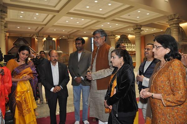Nobel Prize Laureate Kailash Satyarthi Visit in 2018