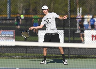 Boys Tennis: Dominion vs. Freedom 4.19.16