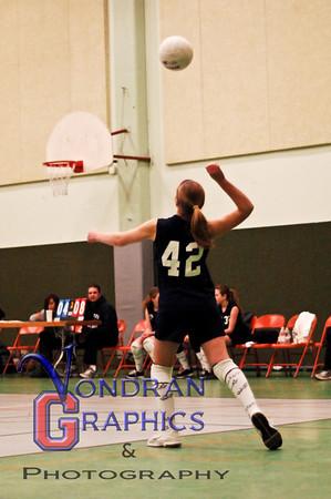 2011-0108 8th Grade Volleyball