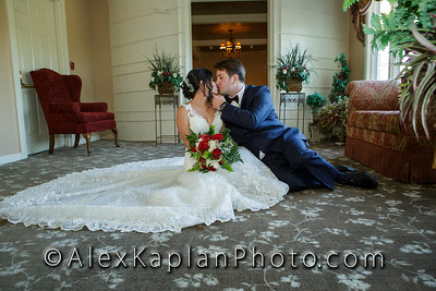 Wedding Photography & Videography at Farmstead Golf & Country Club in Lafayette Township, NJ By Alex Kaplan