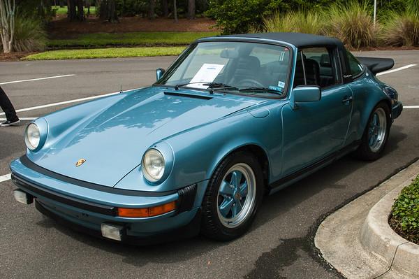 80' Porsche Targa Re-build - 5-22-15