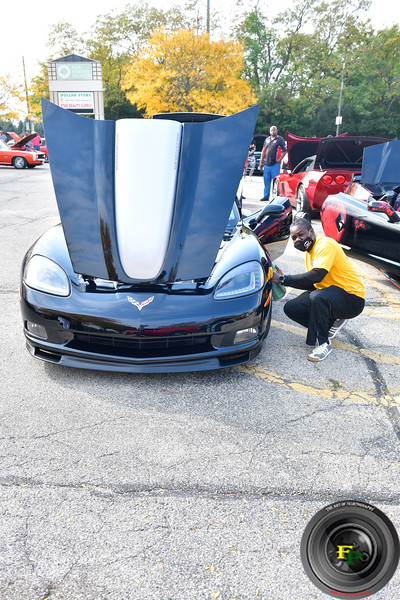 1st Classic expression Car show 10-2020