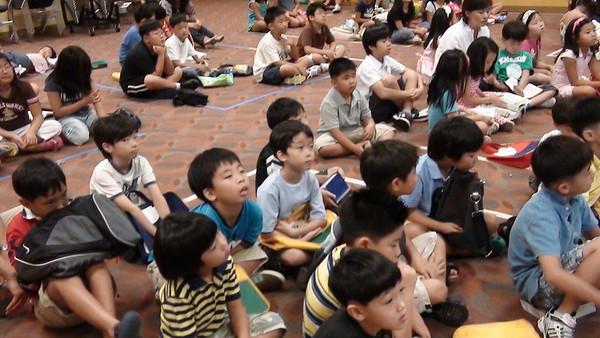 Kidspace Worship moment