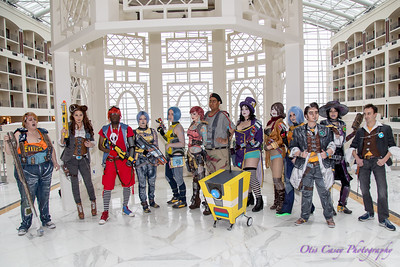 Katsucon 2018 Borderlands