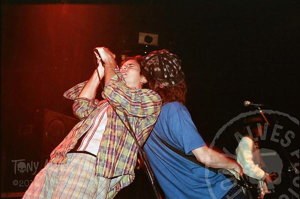 Mookie Blaylock (aka Pearl Jam) · Feb 15, 1991
