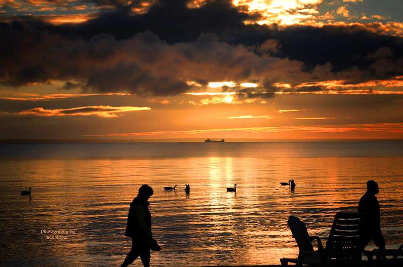 Mackinac Island sunset  c .jpg