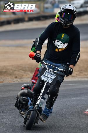 Go Ped Racer # 21