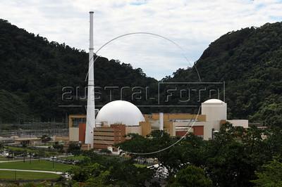 Angra nuclear energy plants