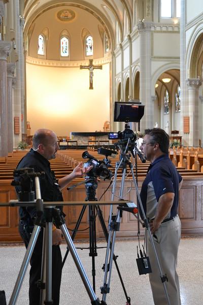 Four Weddings at Basilica