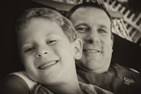 Mike and Owen