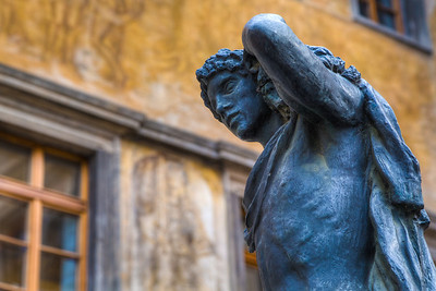 Prague Artwork,statues and monuments