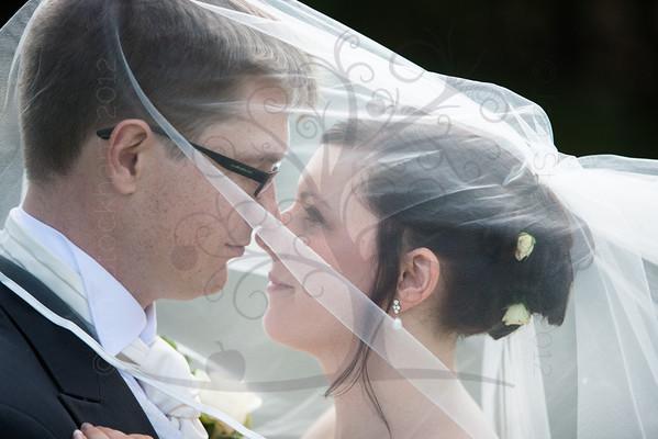 Jo & Andrew's Wedding Day, Wokefield Park, Reading