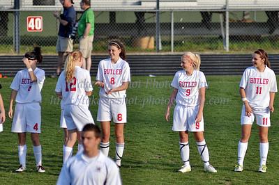 2011-04-07 BHS Women's Soccer VS Myers Park