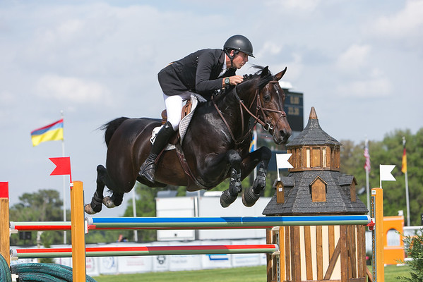 Live Oak International - 2015 (Show jumping)