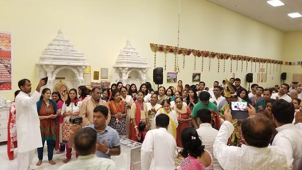 Samvatsari, Barsa Sutra and Kumarpal Raja Arti